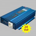 Power inverter pure sine wave 1200 Watt 24V with GFCI