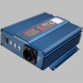 Power inverter pure sine wave 650 Watt 12V with GFCI
