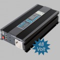 Power inverter modified sine wave 1500 Watt 48V