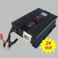 Power inverter modified sine wave 800 Watt 24V
