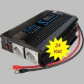 Power inverter modified sine wave 1500 Watt 24V
