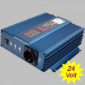 Power inverter pure sine wave 650 Watt 24V with GFCI