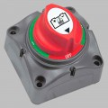 Battery selector switch 200A surface mount