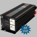Power inverter modified sine wave 3000 Watt 48V