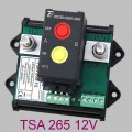 Remote Battery Switch 260A / 12V - 24V with Battery Protect TSA 265-12
