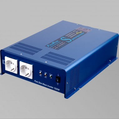Power inverter pure sine wave 1800 Watt 12V with GFCI