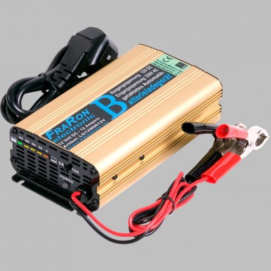 Automatic Battery Charger 12 Volt 12 Ampere