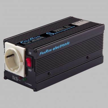 Power inverter modified sine wave 300 Watt 12V