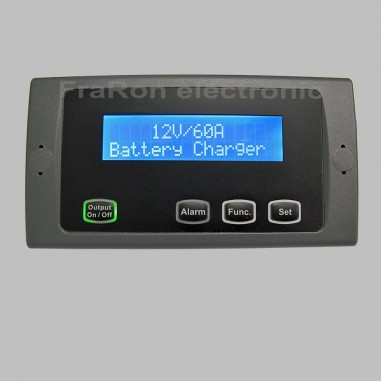 Remote display for battery charger 12 Volt 60 Ampere / BLG60M12V