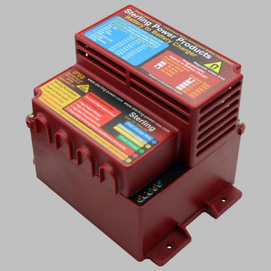 Battery to Battery Charger 12V to 12V / 60A, Charge Booster BBW1260, IP68
