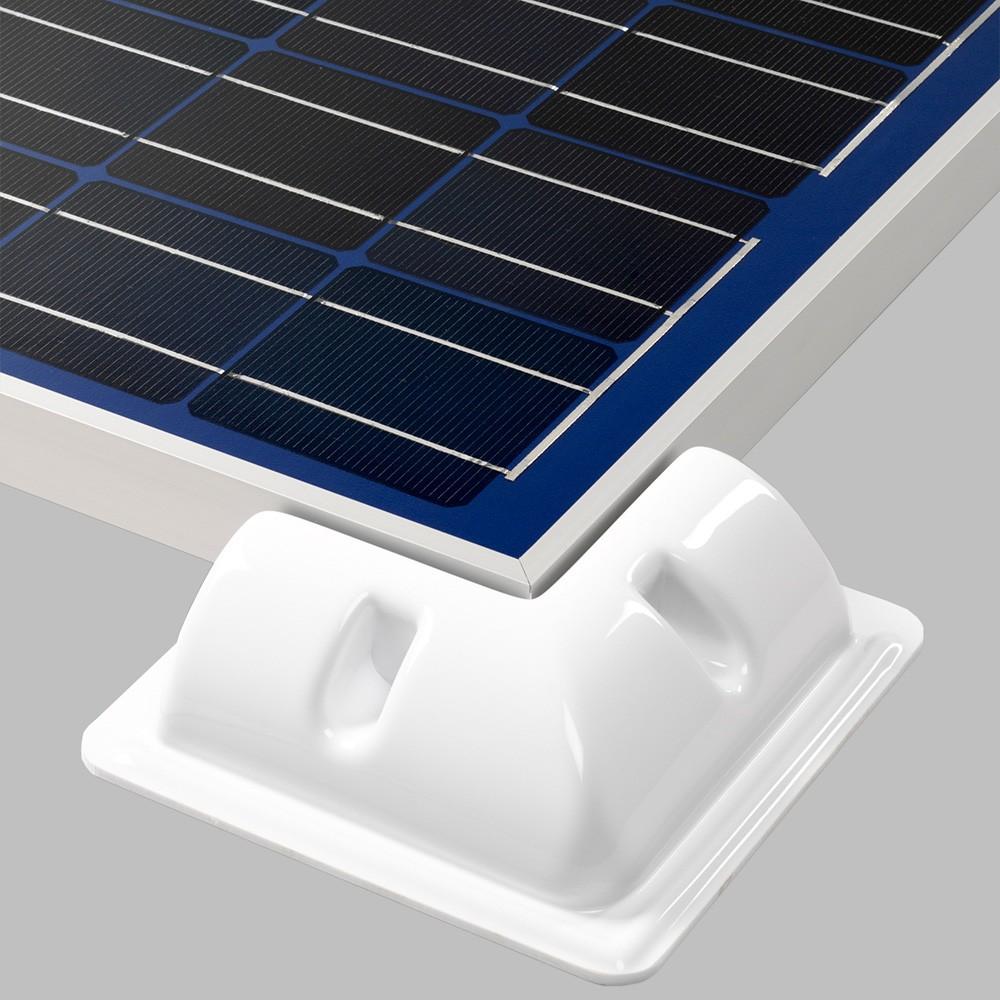 eckspoiler set 4 st ck zur montage der solarmodule. Black Bedroom Furniture Sets. Home Design Ideas