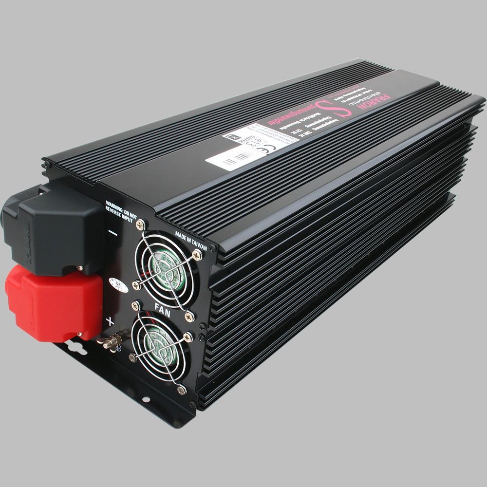 Power inverter modified sine wave 5000 watt 24v power - Inversor de corriente ...